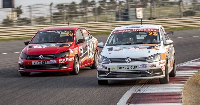 Volkswagen Race Ameo and Race Vento