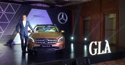 2017 Mercedes Benz GLA Launched In India
