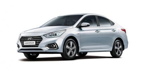 2018 Hyundai Verna 12