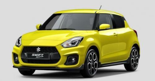 2018 Suzuki Swift Sport1