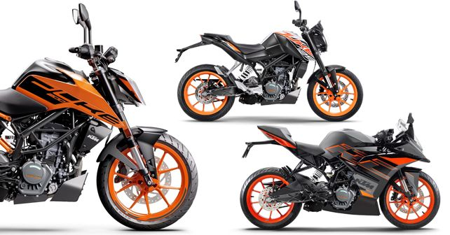 2020 Ktm Range Launched BS Vi Update