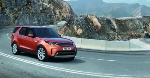 All New Land Rover Discovery M