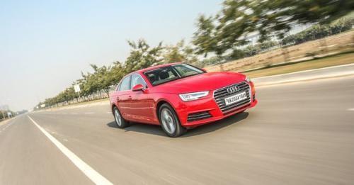 Audi A4 Motion Edit