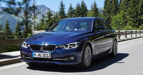 BMW 320d Edition Sport India1