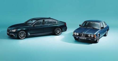 BMW 7 Series 40 Jahre Edition