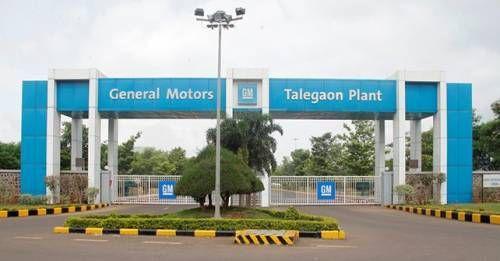 GM India Talegaon Plant