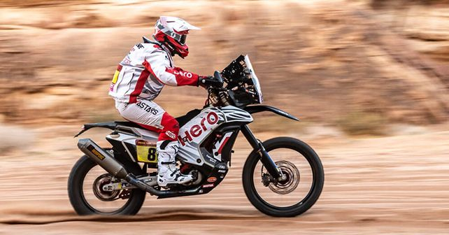 Hero Motosports 2020 Dakar Rally Stage 5