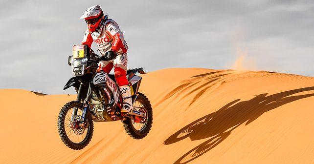 Hero Motosports 2020 Dakar Rally Stage 6