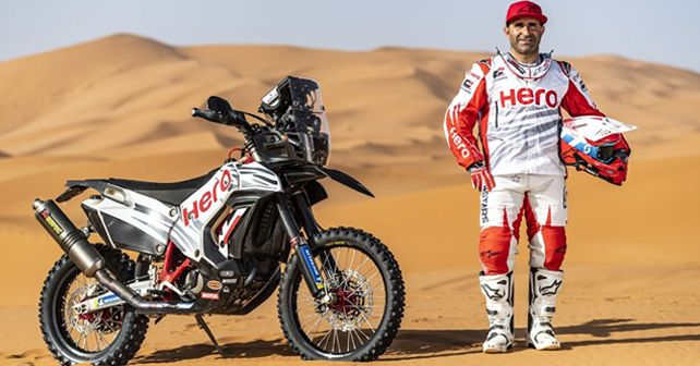 Hero's Paulo Goncalves Passed Away After A Tragic Accident In Stage 7 Of The 2020 Dakar Rally