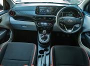 Hyundai Aura Dashboard layout1