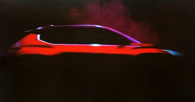 New Nissan sub-4m SUV teased