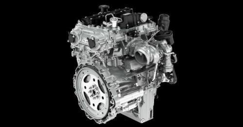 JLR Ingenium Petrol Engine M