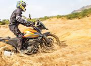 KTM 390 Adventure review off roading
