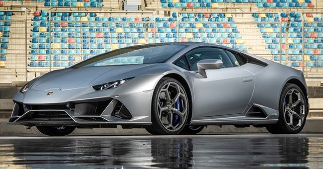 Lamborghini Huracan Evo Gets Full In Car Amazon Alexa Integration
