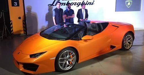 Lamborghini Huracan RWD Spyder