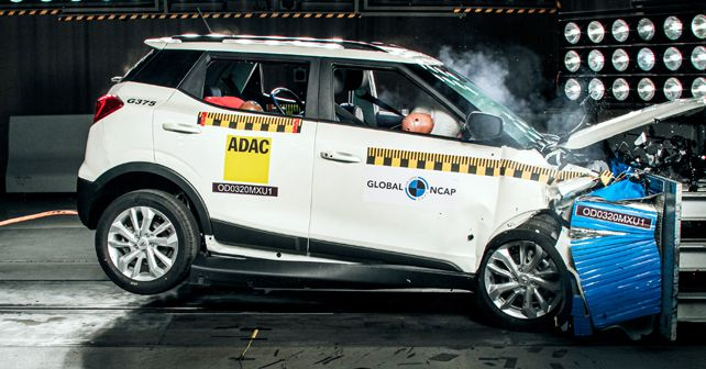 Mahindra XUV300 achieves 5-star Global NCAP safety rating