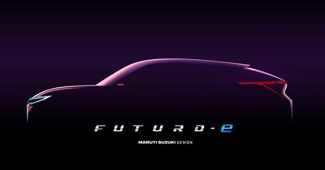 Maruti Suzuki To Showcase Concept FUTURO E At Auto Expo 2020