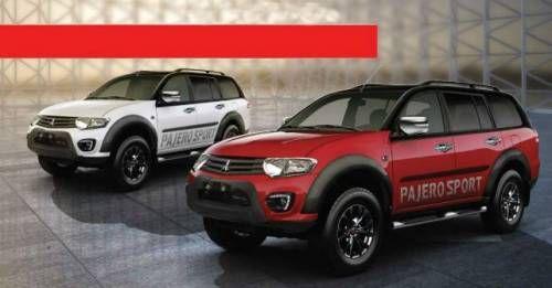Mitsubishi Pajero Sport Select Plus M