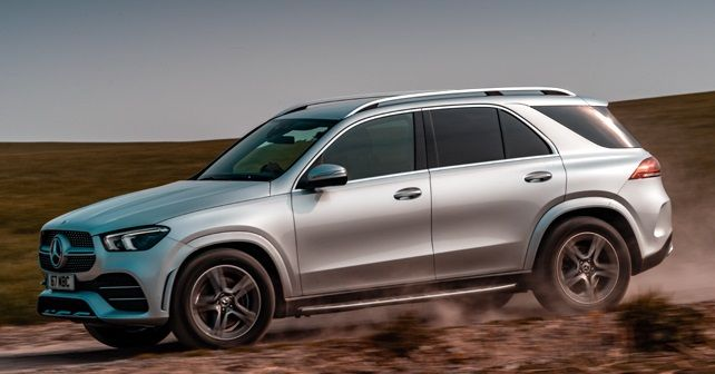 New 2020 Mercedes Benz GLE