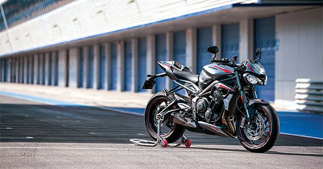 New 2020 Triumph Street Triple RS