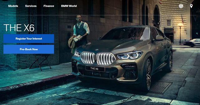 New Bmw X6 India Bookings Open Autox