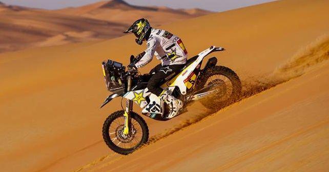Pablo Quintanilla Rockstar Energy Husqvarna Stage 11 2020 Dakar Rally