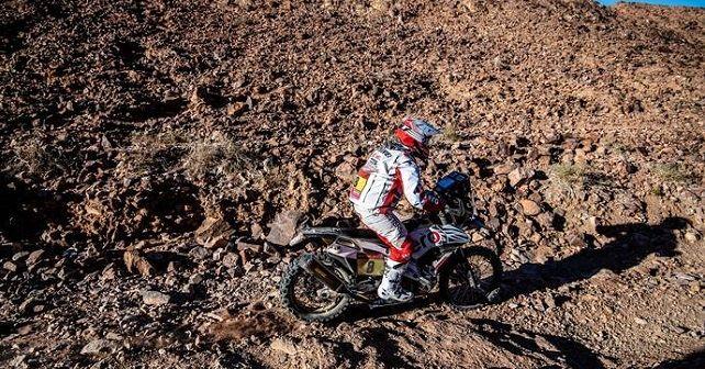Paulo Goncalves Stage 2 Dakar 2020