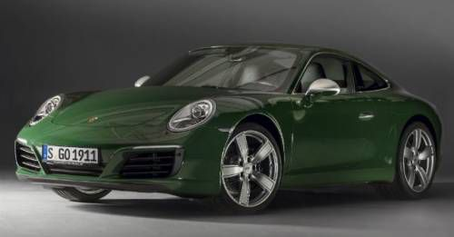 Porsche One Millionth 911 Carrera M