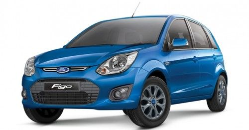 Refreshed Ford Figo Exterior1