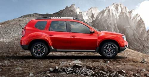 Renault Duster Petrol Automatic