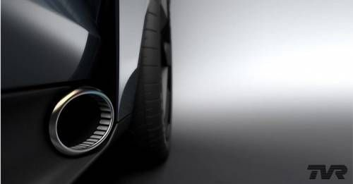 TVR Sportscar Teaser