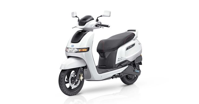 TVS IQube Electric Scooter launched