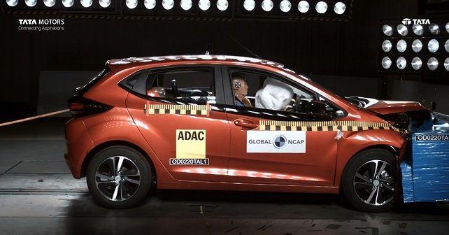 Tata Altroz Crash Test NCAP