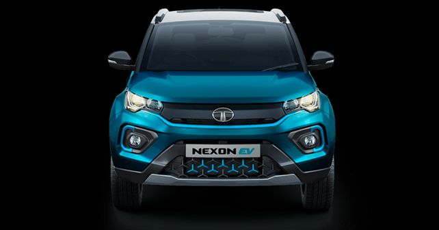 Tata Nexon EV Front View