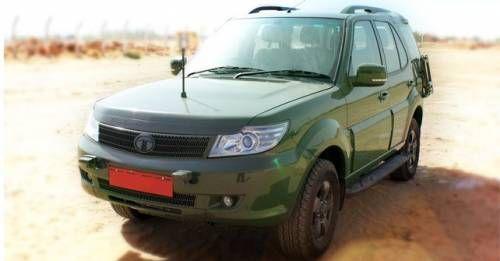 Tata Safari Storme Army