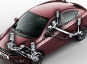 Tata Tigor image advance dual path suspension system