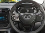 Tata Tigor image flat bottom steering wheel