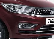 Tata Tigor image sharp visor like front grille
