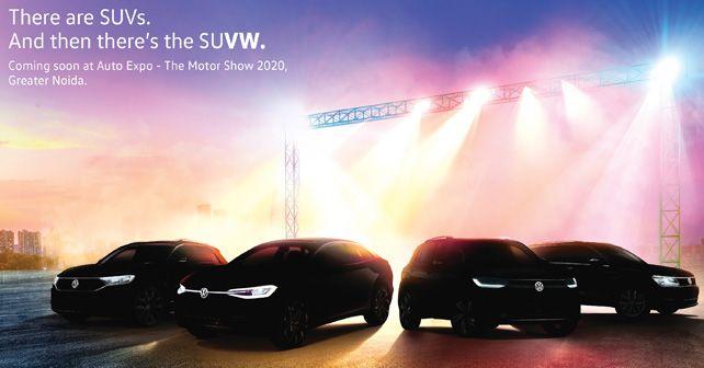 Volkswagen Auto Expo Teaser