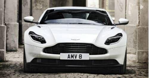 Aston Martin Db11 V8 Front
