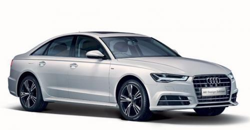 Audi A6 Design Edition1