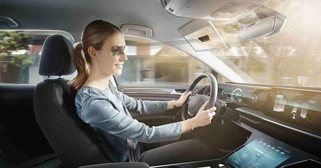 Bosch Virtual Visor Ces 2020