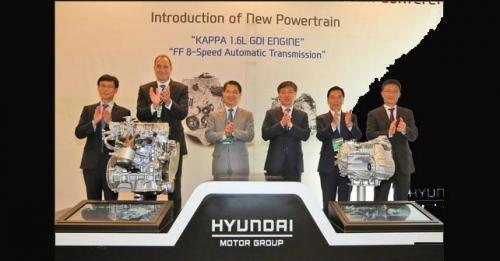 Home Hyundai Hybrid Powertrain