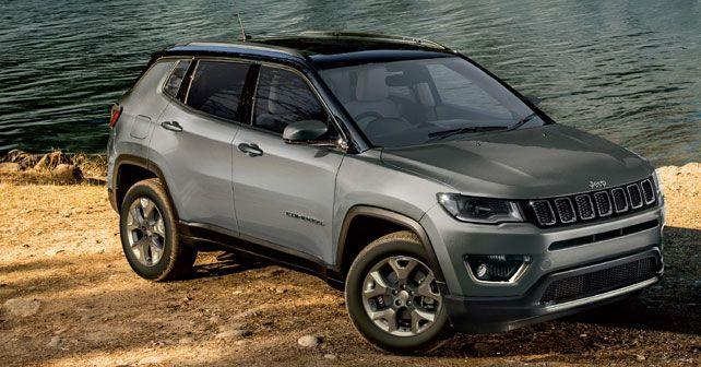 Jeep Compass Diesel Automatic Bs6