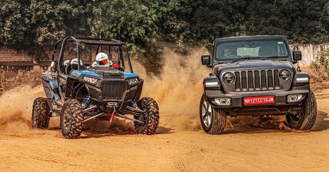 Jeep Wrangler Jl Polaris Ranger Rzr Offroad1
