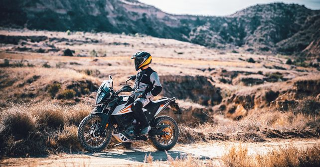 Ktm 390 Adventure India Launched