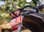 ktm 390 adventure review details taillight
