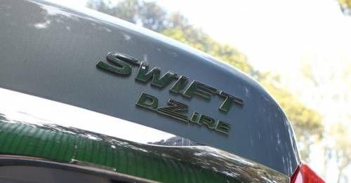 Maruti Suzuki Swift Dzire Badge