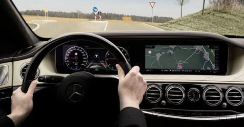 Mercedes Benz S Class Safety