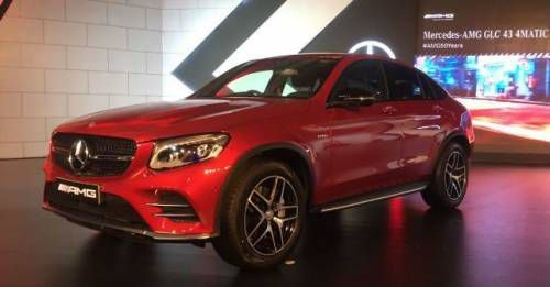 Mercedes Glc43 Coupe Launch 02